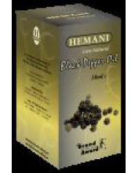 100% Натуральное масло чёрного перца Hemani 30 мл