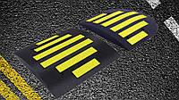 Искусственная дорожная неровность (лежачий полицейский) - боковой элемент