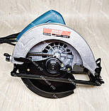 Пила дисковая Spektr SCS-2200 паркетка циркулярка, фото 6