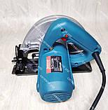 Пила дисковая Spektr SCS-2200 паркетка циркулярка, фото 10