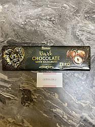 Черный шоколадTorras с фундуком без глютена и сахара 300 грм