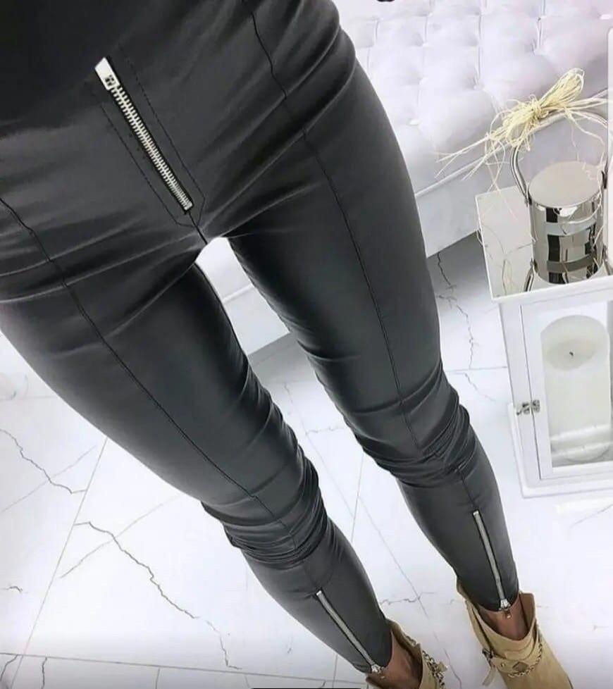 Черные Лосины  размер 42,44,46