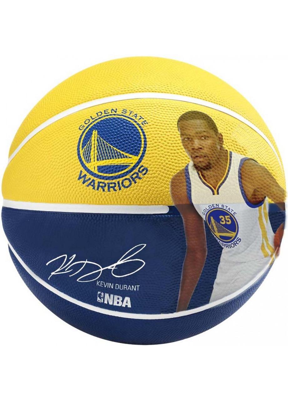 Мяч баскетбольный Spalding NBA Player Kevin Durant Size 7