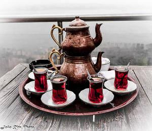 Чайник для приготовления настоящего турецкого чая