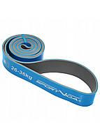 Эспандер-петля (резина для фитнеса и спорта) SportVida Power Band 44 мм 26-36 кг SV-HK0211, фото 1