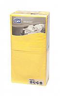 Tork салфетки 24 желтые 2сл
