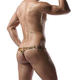 Мужские леопардовые стринги, фото 3