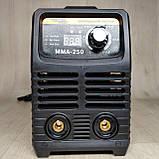 Сварочный аппарат Kaiser MMA-250 + Маска Хамелеон Forte MC-1000, фото 5