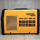 Сварочный аппарат Kaiser MMA-250 + Маска Хамелеон Forte MC-1000, фото 7