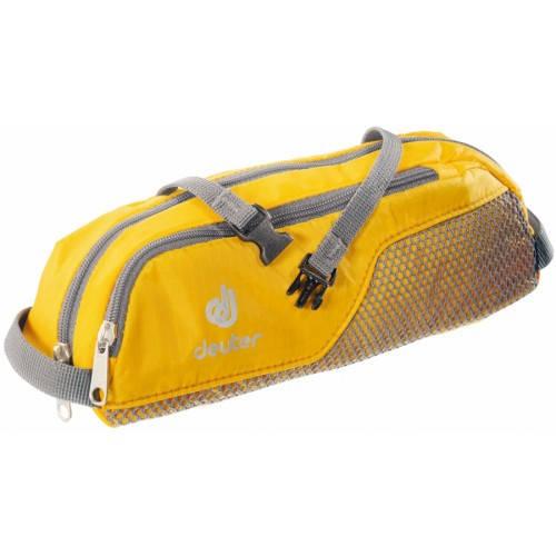 Легкая дорожная косметичка Deuter Wash Bag Tour I, 39482 8000 желтый