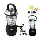 Портативный cветодиодный фонарь 5в1 Solar LED LS-360, фото 3