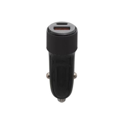 Авто Зарядное Устройство Ldnio C510Q Micro QC3.0 / USB-C PD Цвет Чёрный
