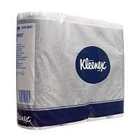 Туалетная бумага в стандартных рулонах KLEENEX мини