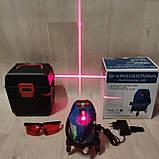 Лазерный уровень (нивелир)  KRAISSMANN 5 LL 30, фото 2