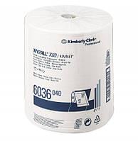 Протирочный нетканный материал WYPALL X60 большой рулон