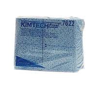 Протирочные рифленая нетканные салфетки KIMTECH для полировки