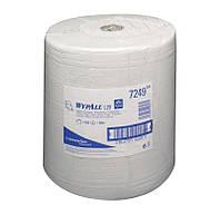 Бумажные протирочные салфетки WYPALL L20 большой рулон