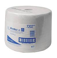 Бумажные протирочные салфетки WYPALL L20 малый рулон