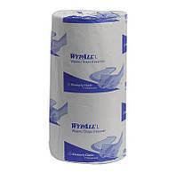 Бумажные протирочные салфетки WYPALL L10 малый рулон