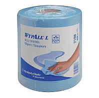 Бумажные протирочные салфетки WYPALL L10 с центральной подачей\