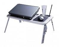 Столик для ноутбука з вентилятором E-Table, фото 1