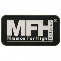 "3D-патч ""MFH"" 7,5x4см с Velcro MFH"
