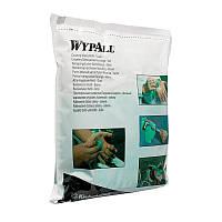 Нетканный материал Wypall салфетки влажные зеленые сменный элемент