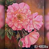 Алмазная вышивка Розовый шиповник 40x50 The Wortex Diamonds (TWD10072L), фото 2
