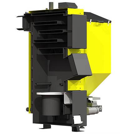 Пеллетный котел Kronas Combi 42 кВт, фото 2
