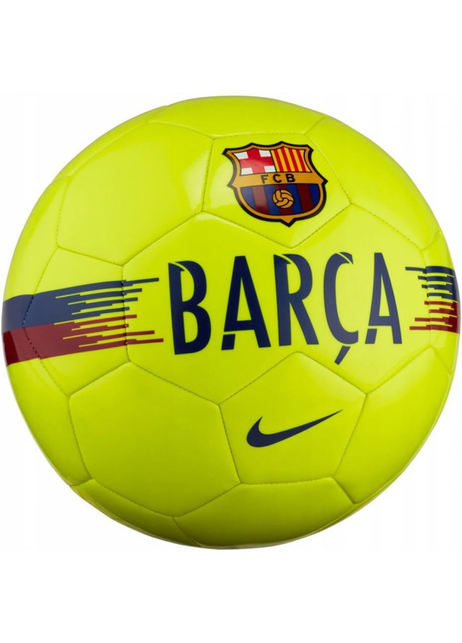 Мяч футбольный Nike FC Barcelona Supporters SC3291-702 Size 5