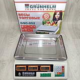 Торговые весы Grunhelm GSC-052 до 40 кг, фото 2