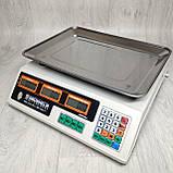Торговые весы Grunhelm GSC-052 до 40 кг, фото 3