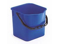 Ведро пластиковое 15л., синее