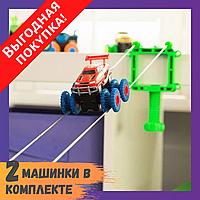 Монстр трак - популярный игрушечный трек Trix Trux 1938 (2 машинки) / Игра для ребенка - Набор