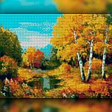 Алмазная вышивка Осенний пейзаж 30x40 The Wortex Diamonds (TWD30003), фото 2