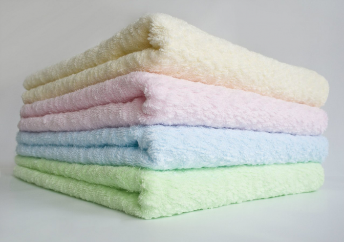 Махровое полотенце ТЕП Naomi (140х70), 100% хлопок., фото 2