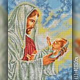 Алмазная вышивка Религия-5 40x50 The Wortex Diamonds (TWD60005L), фото 2