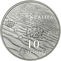 """Срібна монета НБУ """"Олешківські піски"""", фото 3"""