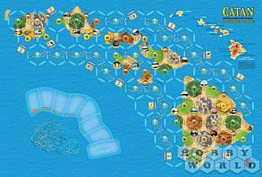 Настольная игра Catan. Колонизаторы: Юбиленое издание, фото 2