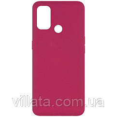 Чехол Silicone Cover Full without Logo (A) для Oppo A53