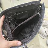Женская классическая сумка Bronze из натуральной кожи, фото 5
