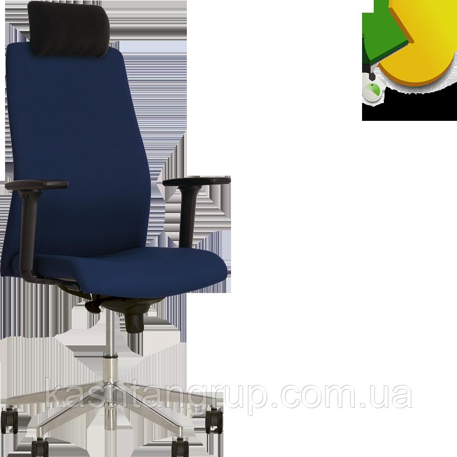 Кресло SOLO R HR steel SFB AL70