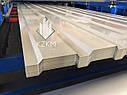 Бежевый профнастил ral 1015 цвет, светлая слоновая кость РАЛ 1015, металлопрофиль, профлист, фото 3