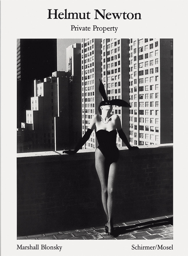 Книга Helmut Newton: Private Property