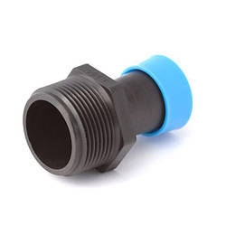 Стартер Presto-PS с резьбой 40 мм для шланга туман Silver Spray 32 мм, в упаковке - 10 шт. (GSM-013250)