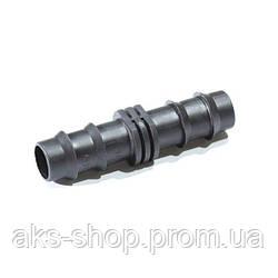 Соединение ремонтное Mavi для трубки 16 мм, в упаковке - 100 шт. (9103)