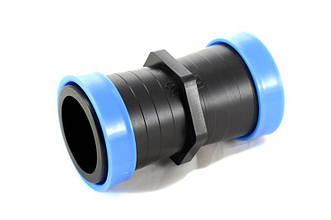 Соединение Presto-PS ремонт для шланга туман Silver Spray 50 мм, в упаковке - 10 шт. (GSC-0150)
