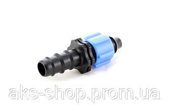 Стартер с поджимом Presto-PS для трубки 16 мм, в упаковке - 100 шт. (LO-011606)