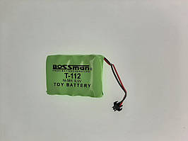 Аккумулятор для детских игрушек Bossman-Profi T-112 1000mA 6V NI-MH