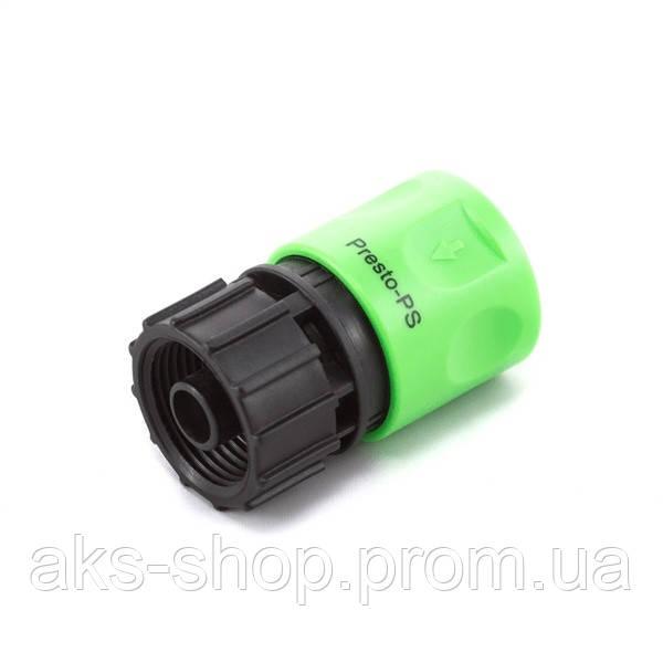 Коннектор Presto-PS с внутренней резьбой 3/4 дюйма, в упаковке - 30 шт. (4017)